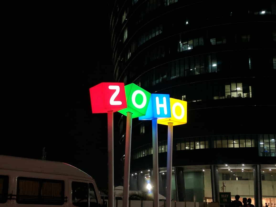 Zoho Headquarters 2017
