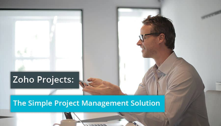 Zoho Projects: the simple project management solution.